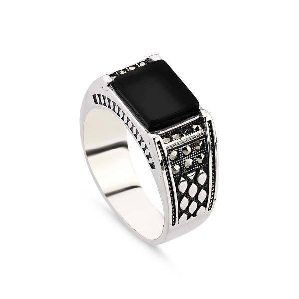c9ba31699 Pánsky prsteň AG925-PRS053 - GAMEON - Jewellery, Watches & Accessories