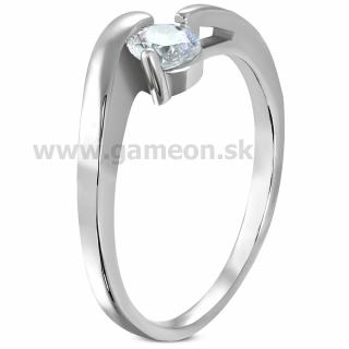 81f23f8b0 Dámsky prsteň z chirurgickej ocele - GAMEON - Jewellery, Watches ...