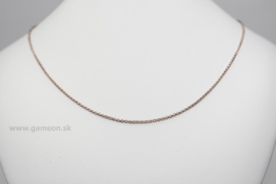 25aebef98 Dámska strieborná retiazka | 42,5 cm - GAMEON - Jewellery, Watches ...